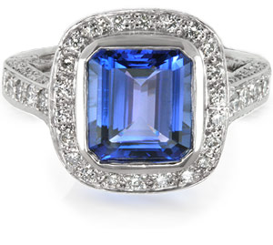 Custom Diamond Ring Designs - Elsa Rings New York