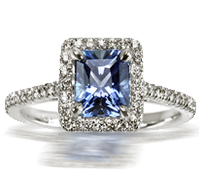 Antique Diamond Engagement Rings at Elsa Rings New York