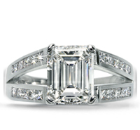 Diamond Engagement Rings at Elsa Rings New York